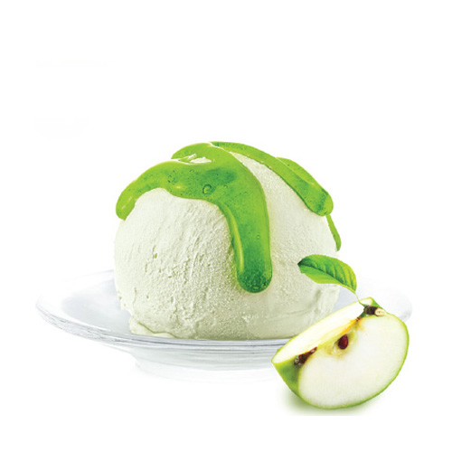 Green Apple Topping
