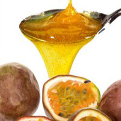 Passionfruit Topping